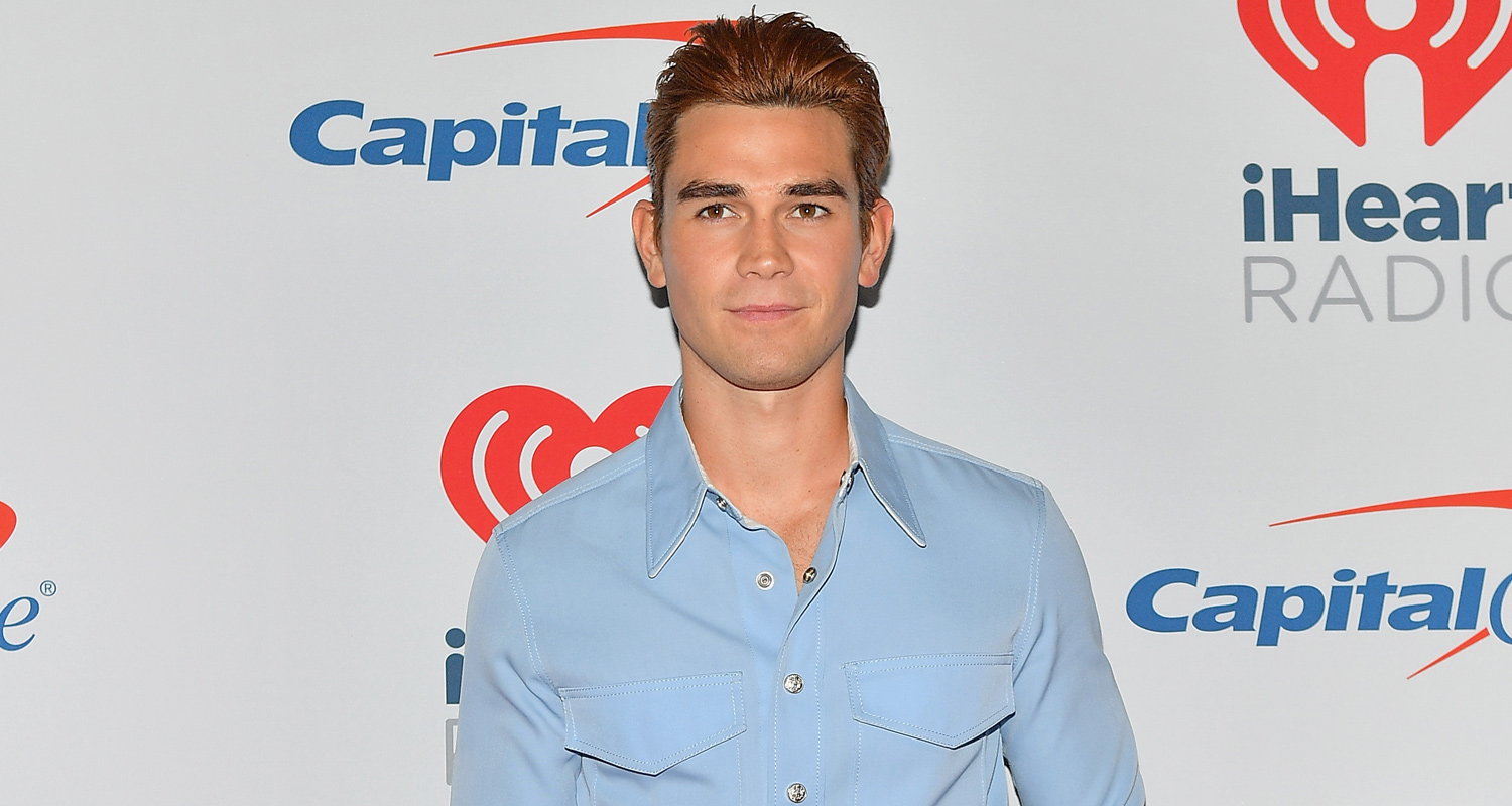 KJ Apa Spills on Archie's Return to High School