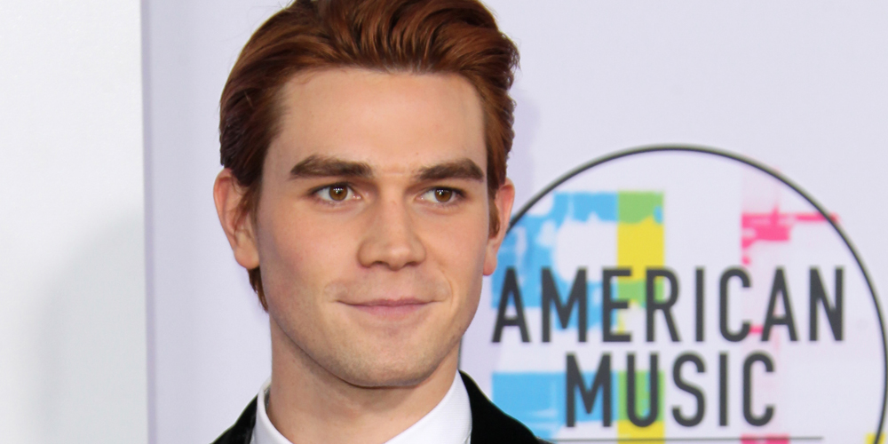 KJ Apa Teases His Next Project: 'It's A Comedy'