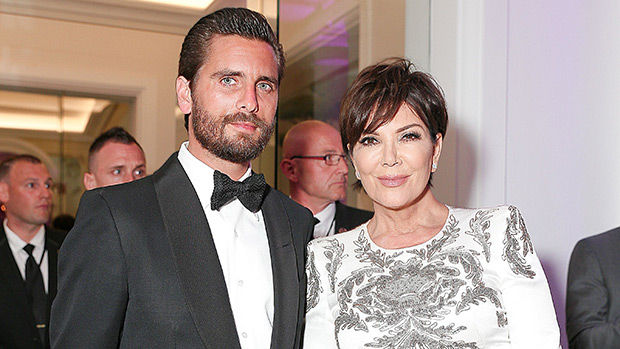 Kris Jenner Snubs Scott Disick By Leaving His Name Off Gingerbread House? — Watch
