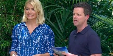 I'm A Celebrity's Holly Willoughby has a secret technique for dealing with Bushtucker Trials