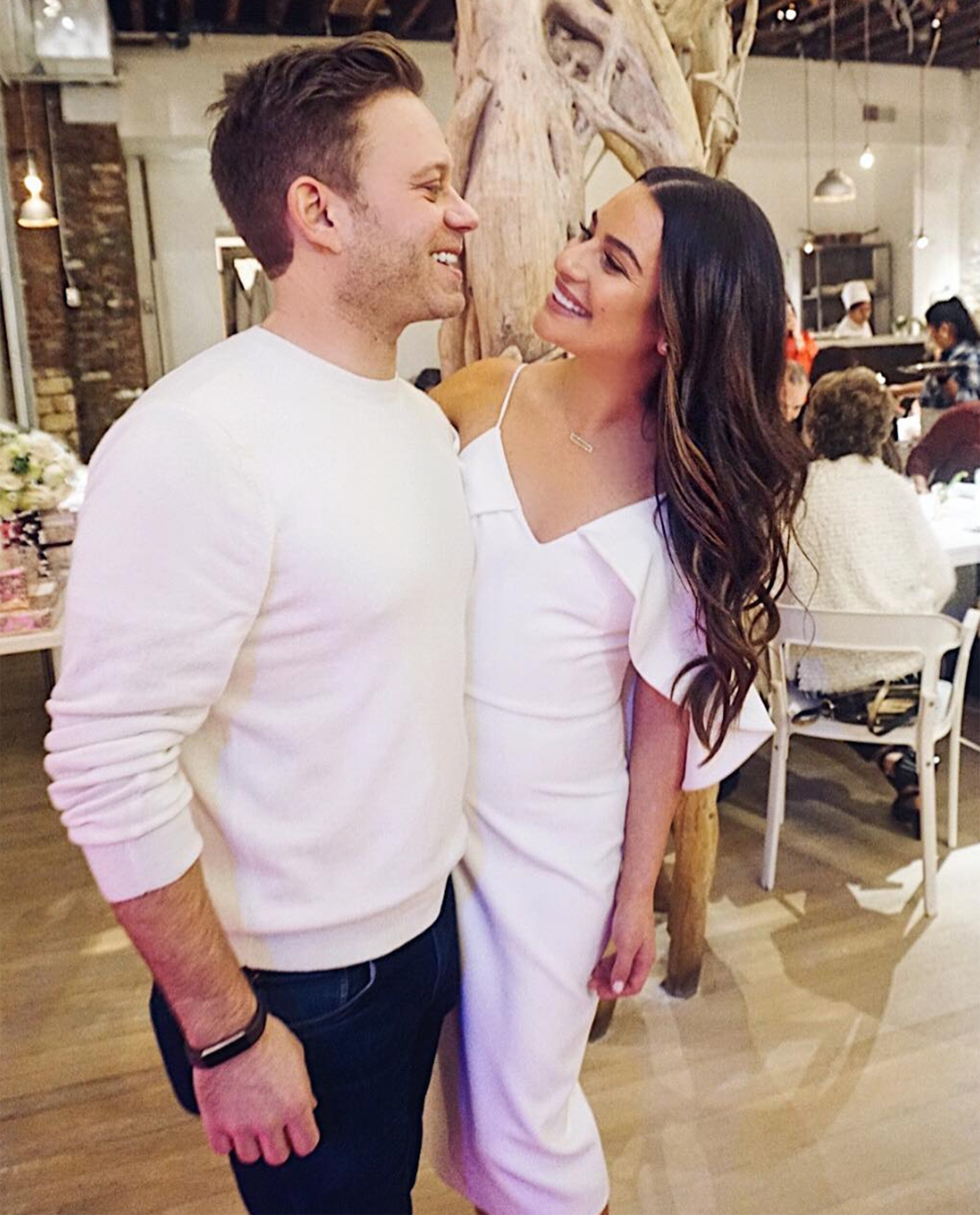 Lea Michele's 'Dream' Bridal Shower: All the Glam Details!