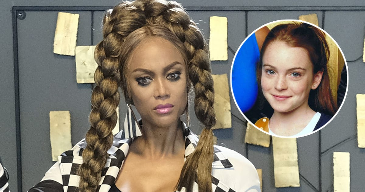 How Tyra Banks' 'Life-Size 2' Addressed the Linday Lohan-Sized Hole in Its Story