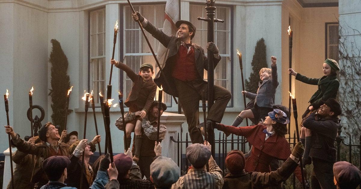 Lin-Manuel Miranda's Son Might Just Be His Biggest 'Mary Poppins Returns' Fan