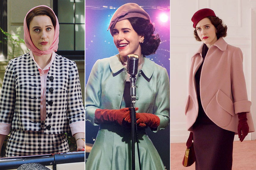 Want The Marvelous Mrs. Maisel's Whole Wardrobe? Here Are 8 Retro-Glam Pieces to Get the Look