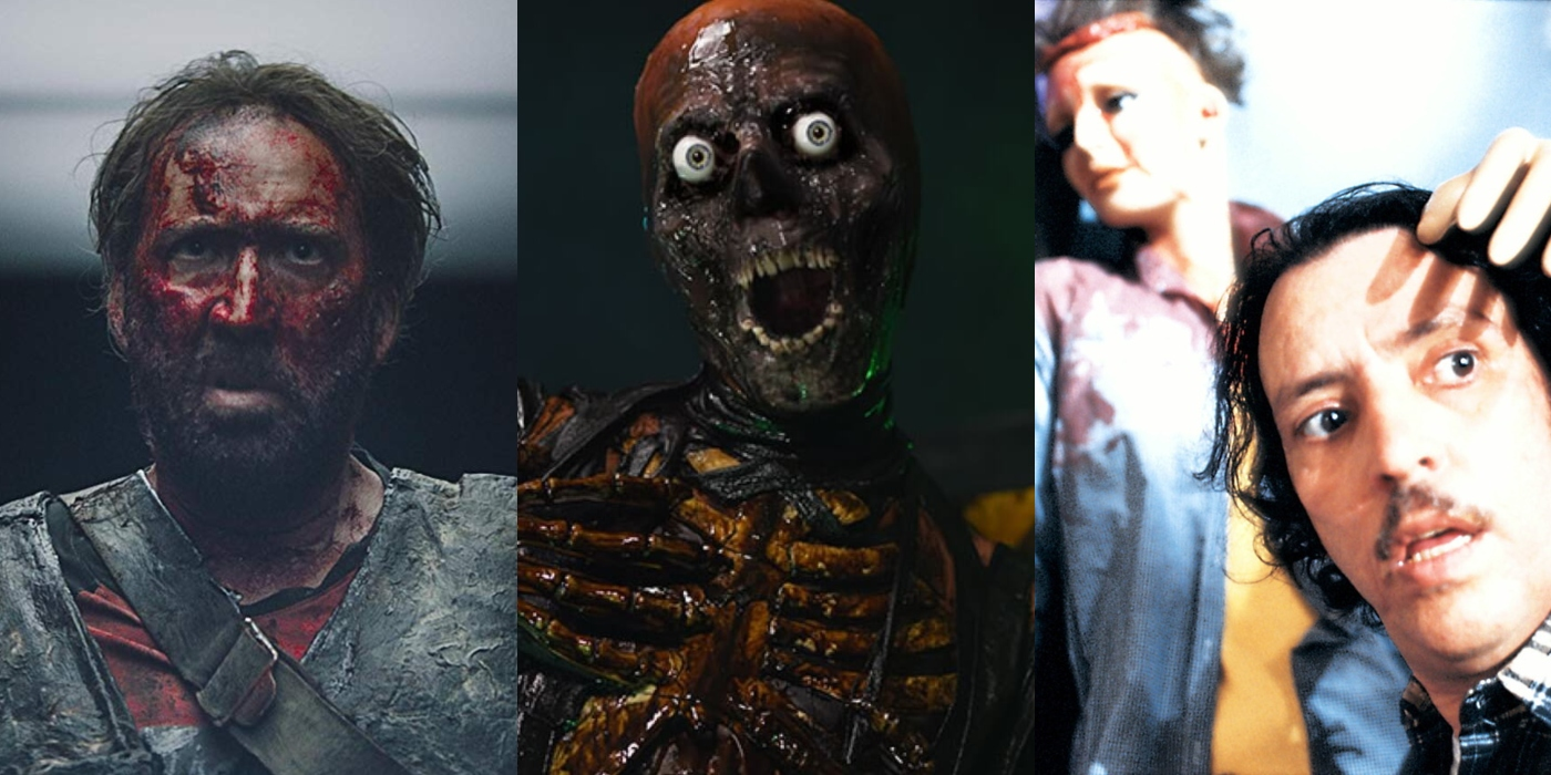 Now Scream This: 'Mandy', 'Maniac' and Other Amazing Horror Movies You Can Stream Right Now