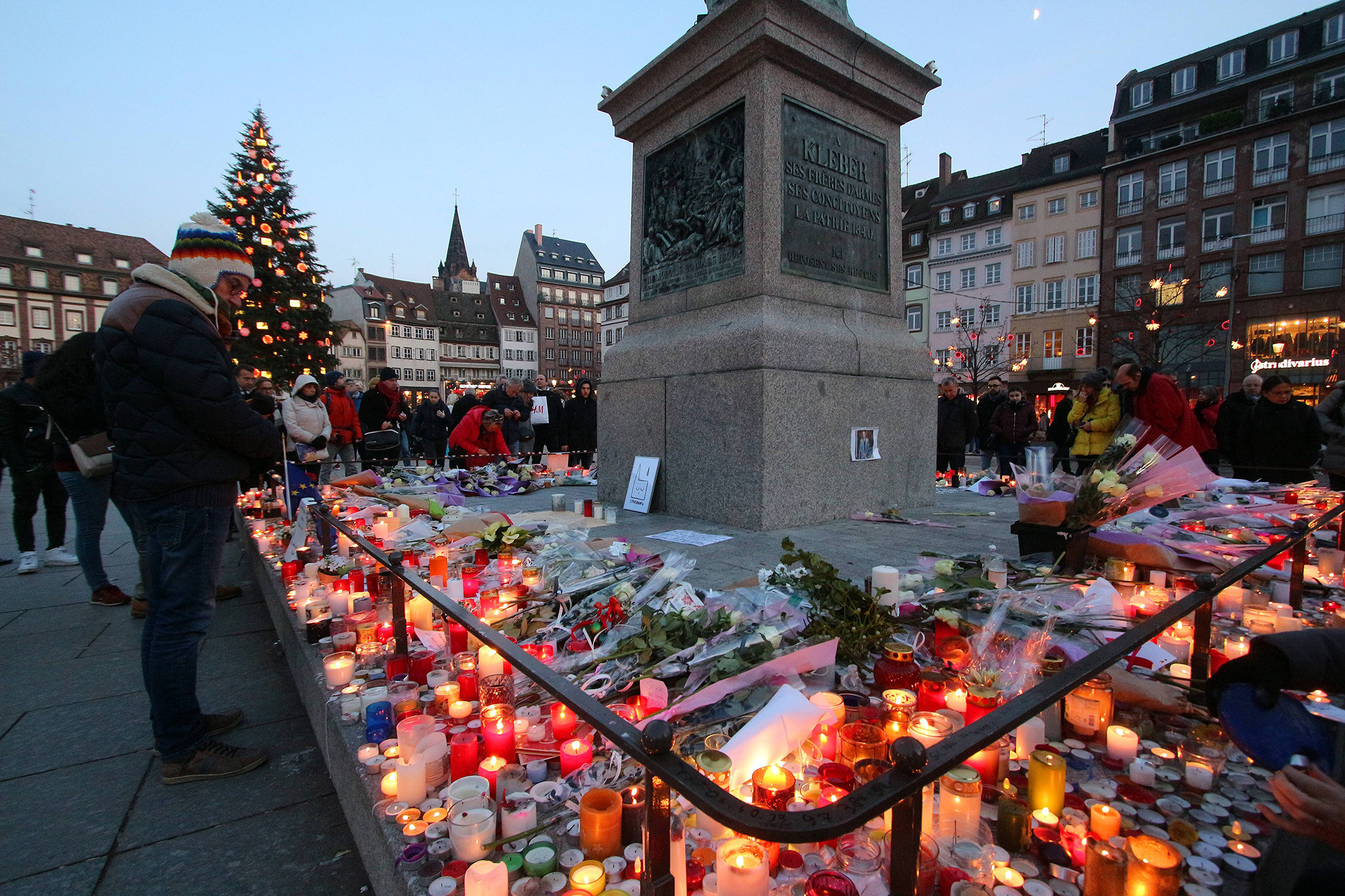 Fifth victim of French Christmas market attack dies