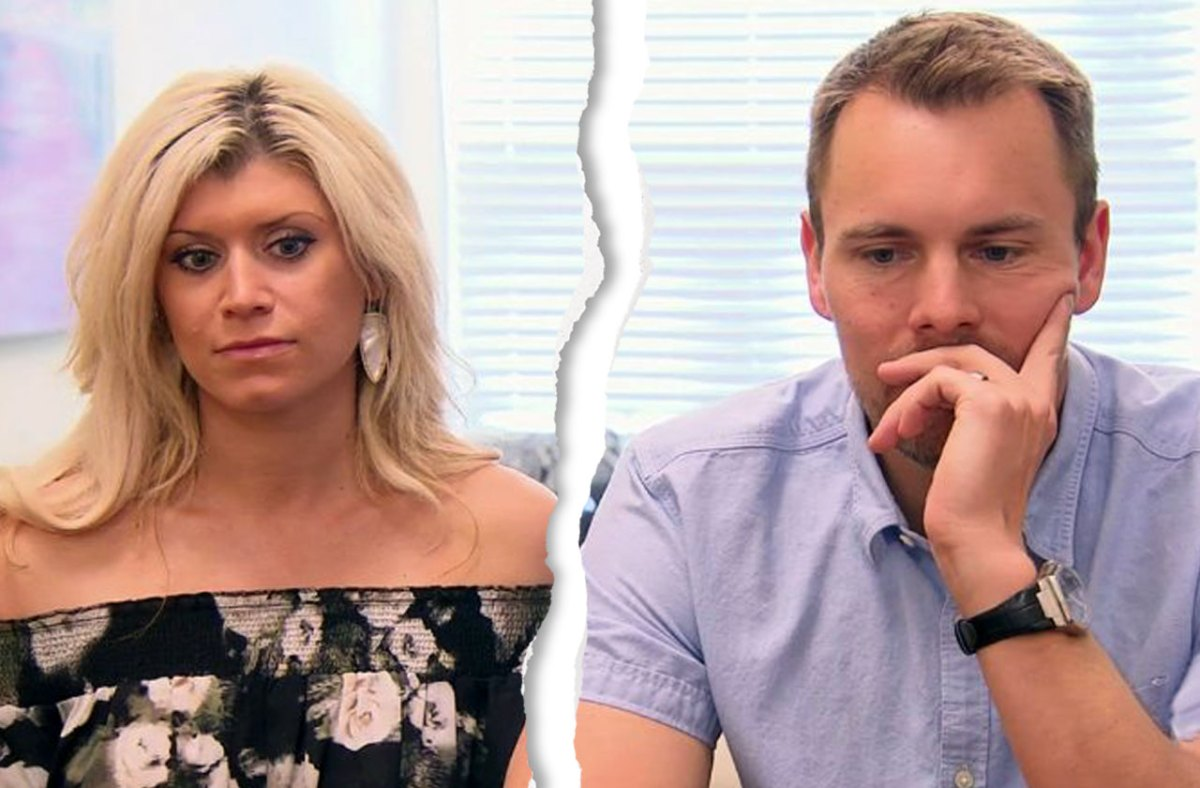 'Married At First Sight's Amber & Dave File For Divorce: 'We Weren't A Good Match'