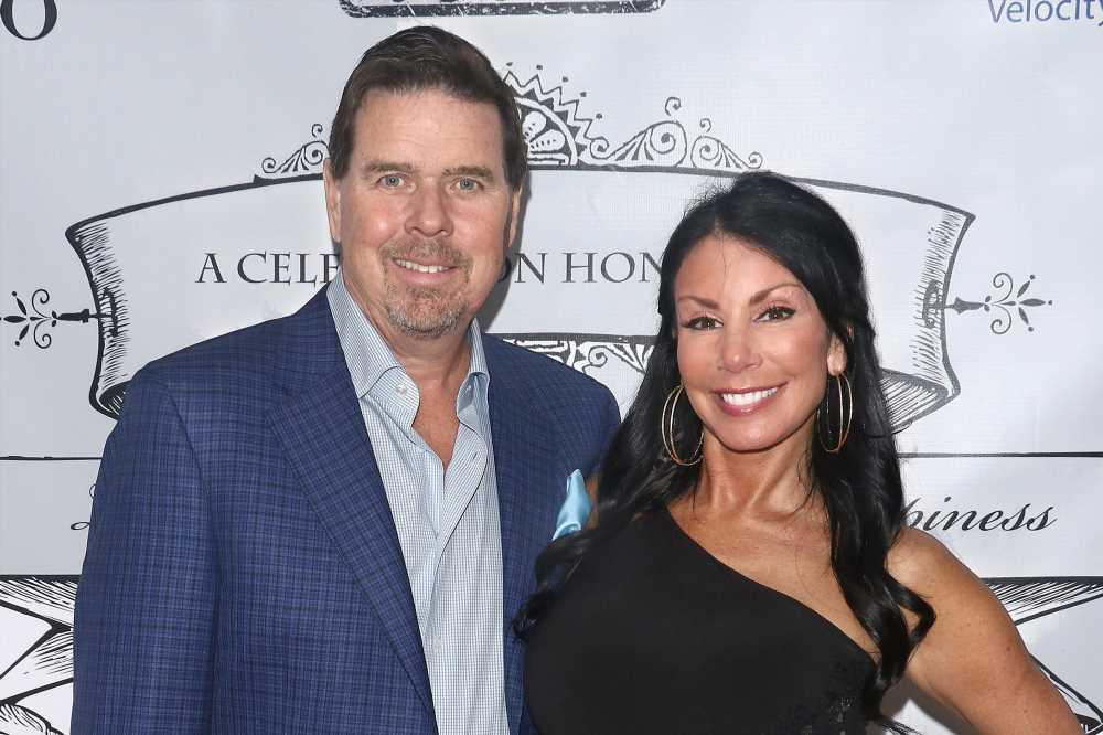 Danielle Staub's estranged husband blames split on return to 'RHONJ'