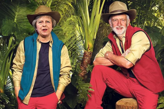 BBC scraps Brexit debate between Theresa May and Jeremy Corbyn on night of I'm A Celeb final