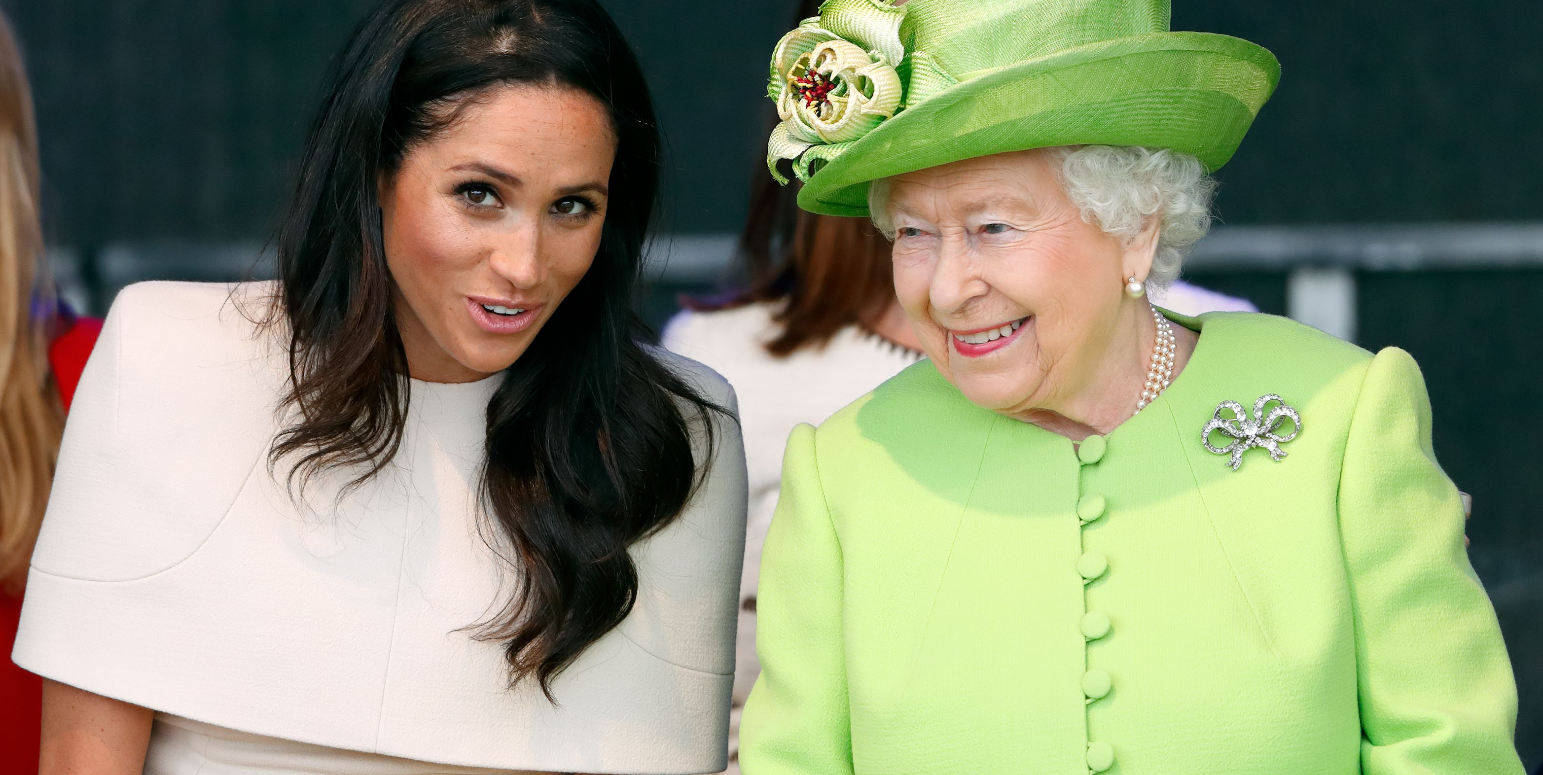 Queen Elizabeth Is Reportedly Planning to Hand Over Some of Her Royal Duties to Meghan Markle