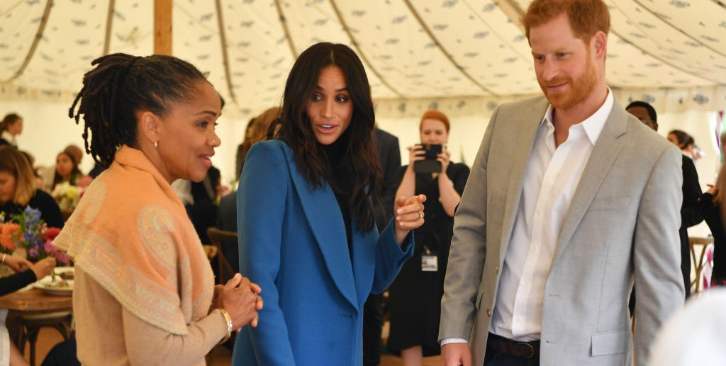 Why Doria Ragland Isn't Spending Christmas with the Royal Family