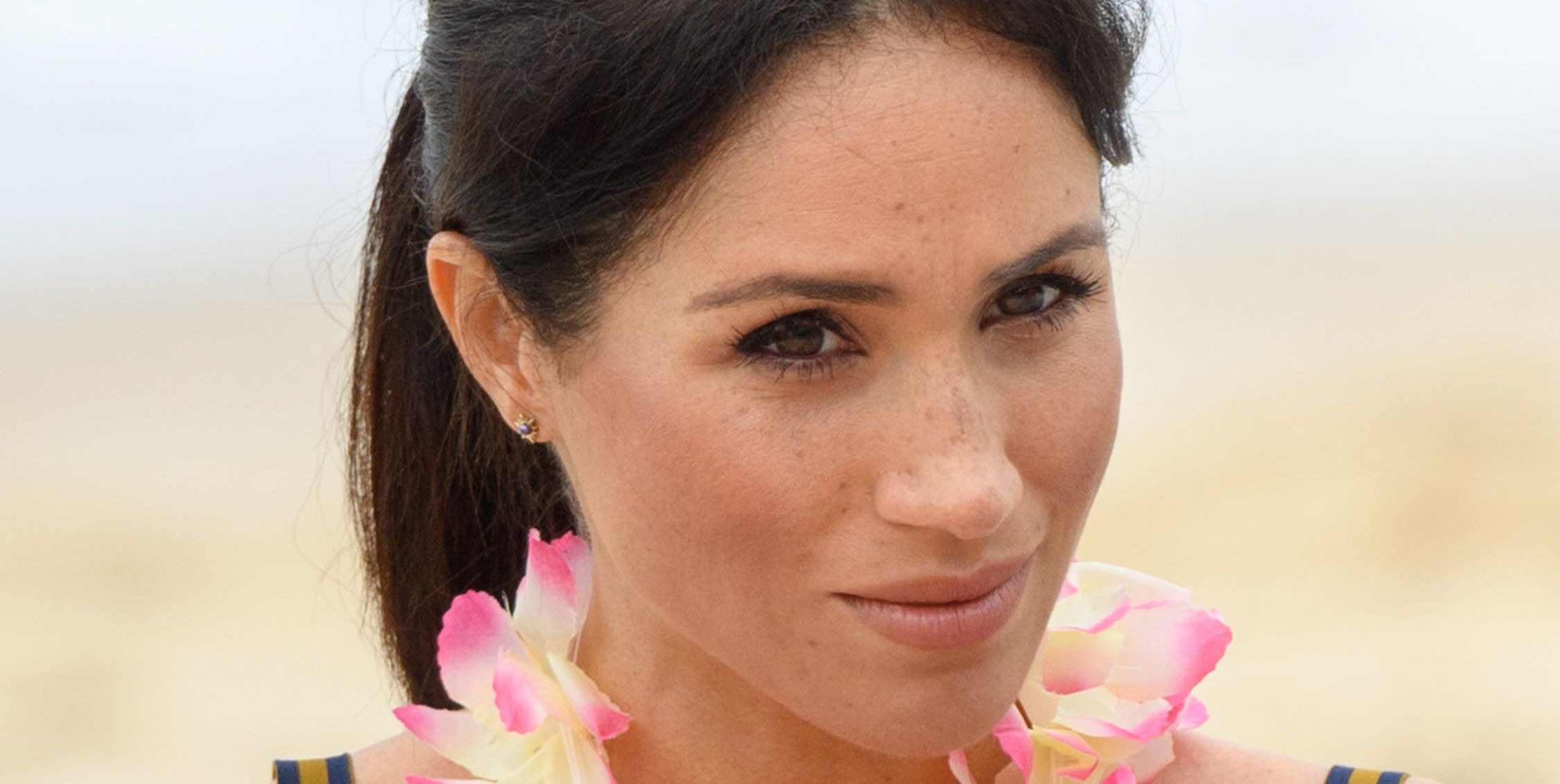 Serena Williams Begged Meghan Markle to Stop Being So Dang Nice