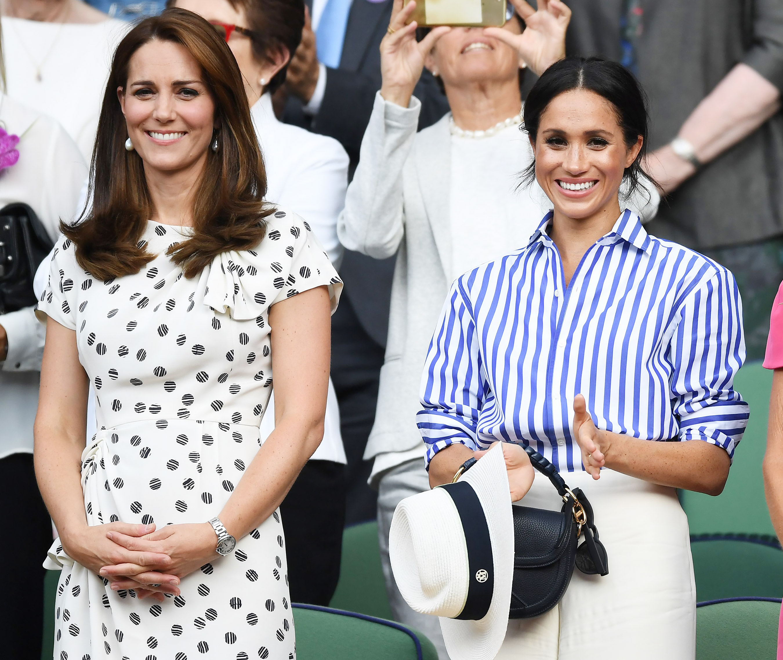 Meghan Markle and Kate Middleton's Favorite Jeweler Reveals How Their Royal Styles Differ
