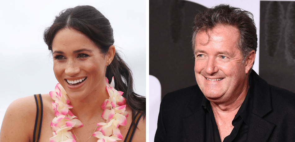 Meghan Markle Slammed By Piers Morgan As 'Ruthless' & 'Self-Obsessed' But Twitter Has Turned On Him
