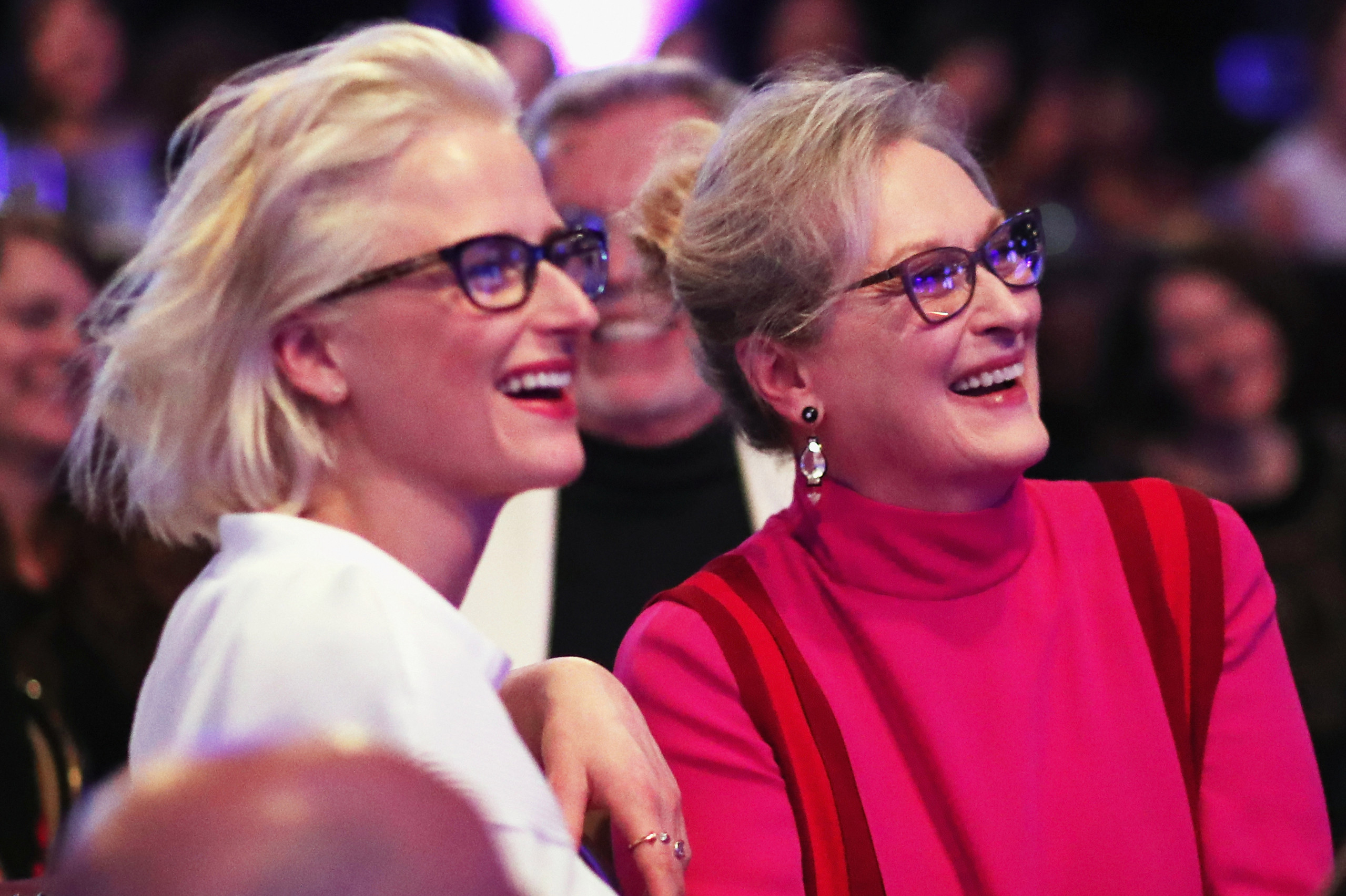 Meryl Streep to become a grandma for the first time