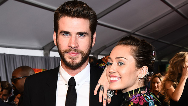 Miley Cyrus Reveals She Rewarded Liam With 'Cybersex' After He Saved Their Animals From CA Fires