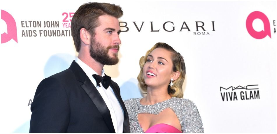 Liam Hemsworth Hails 'My Love' Miley Cyrus As She Agrees She Has Married The 'Hottest Man In Hollywood'