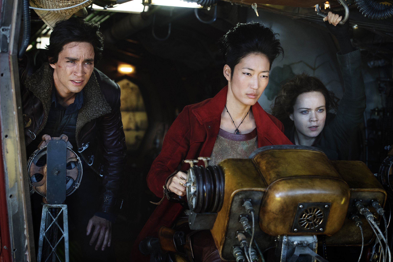'Mortal Engines' Review: Metropocalypse Now!