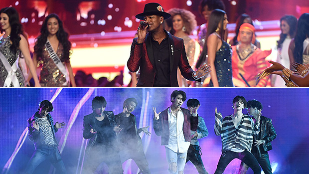 Is Ne-Yo The Next Artist To Collab With BTS? — He Thinks They're 'Next Level'