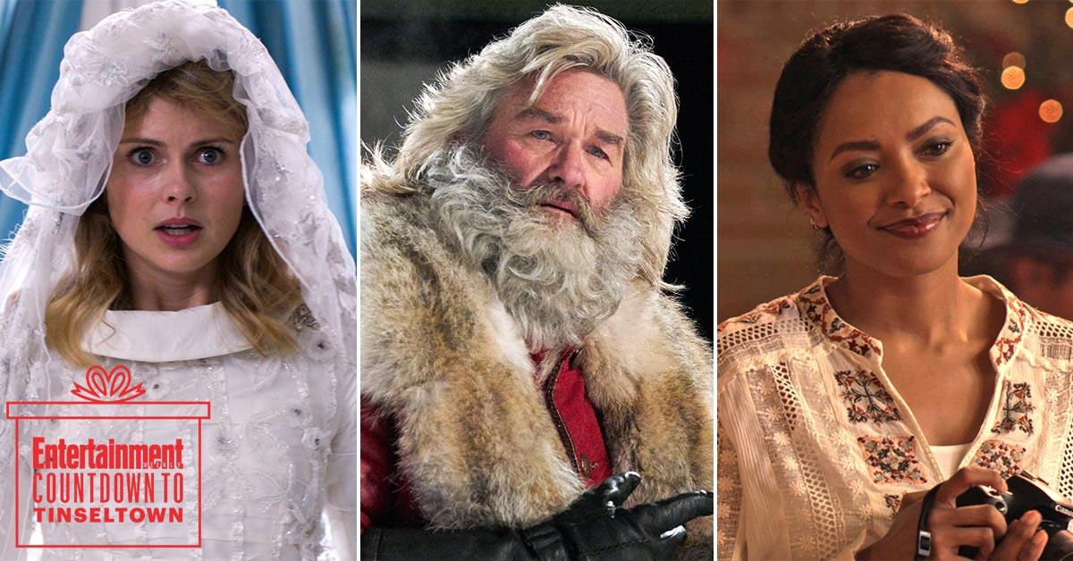 Has Netflix stolen the Christmas TV crown?