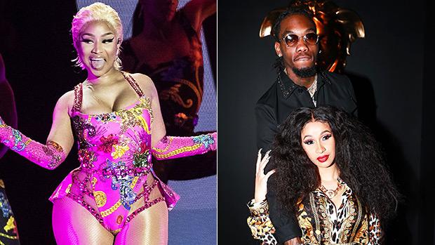 Nicki Minaj Fans Trolling Cardi B After Offset Split: See Hilarious Tweets & Memes