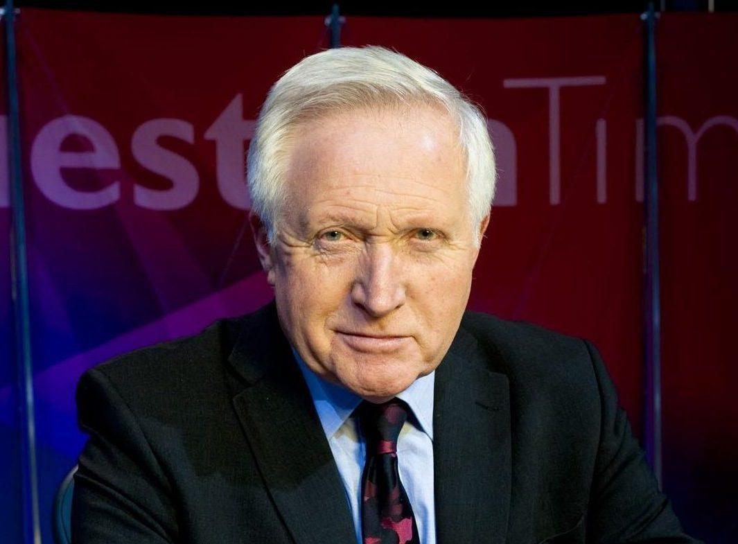 Who's on Question Time tonight? David Davis, Angela Rayner, Nicky Morgan, Caroline Lucas, Jo Brand