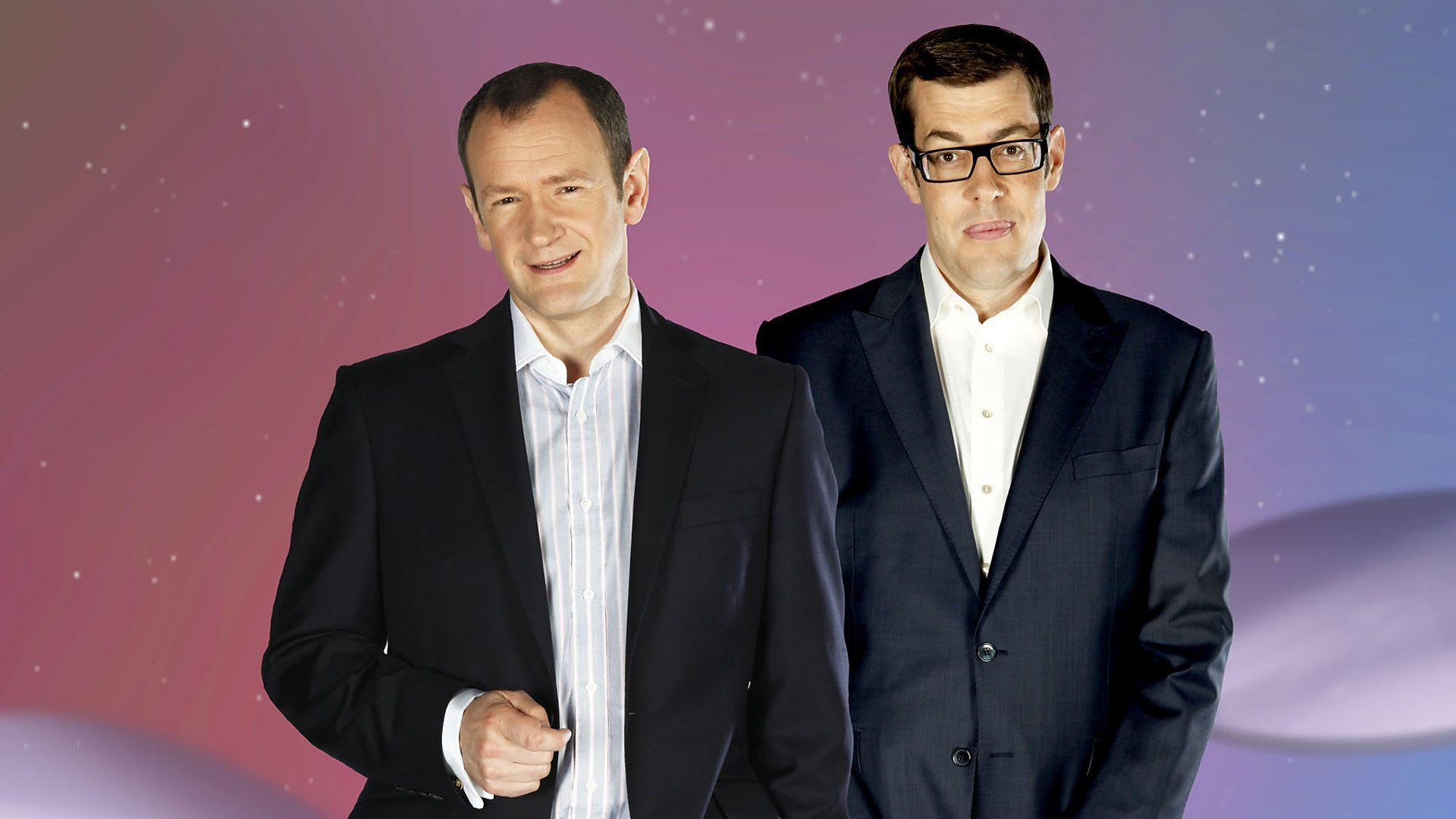 Who is Richard Osman? Pointless co-host alongside Alexander Armstrong and House of Games presenter