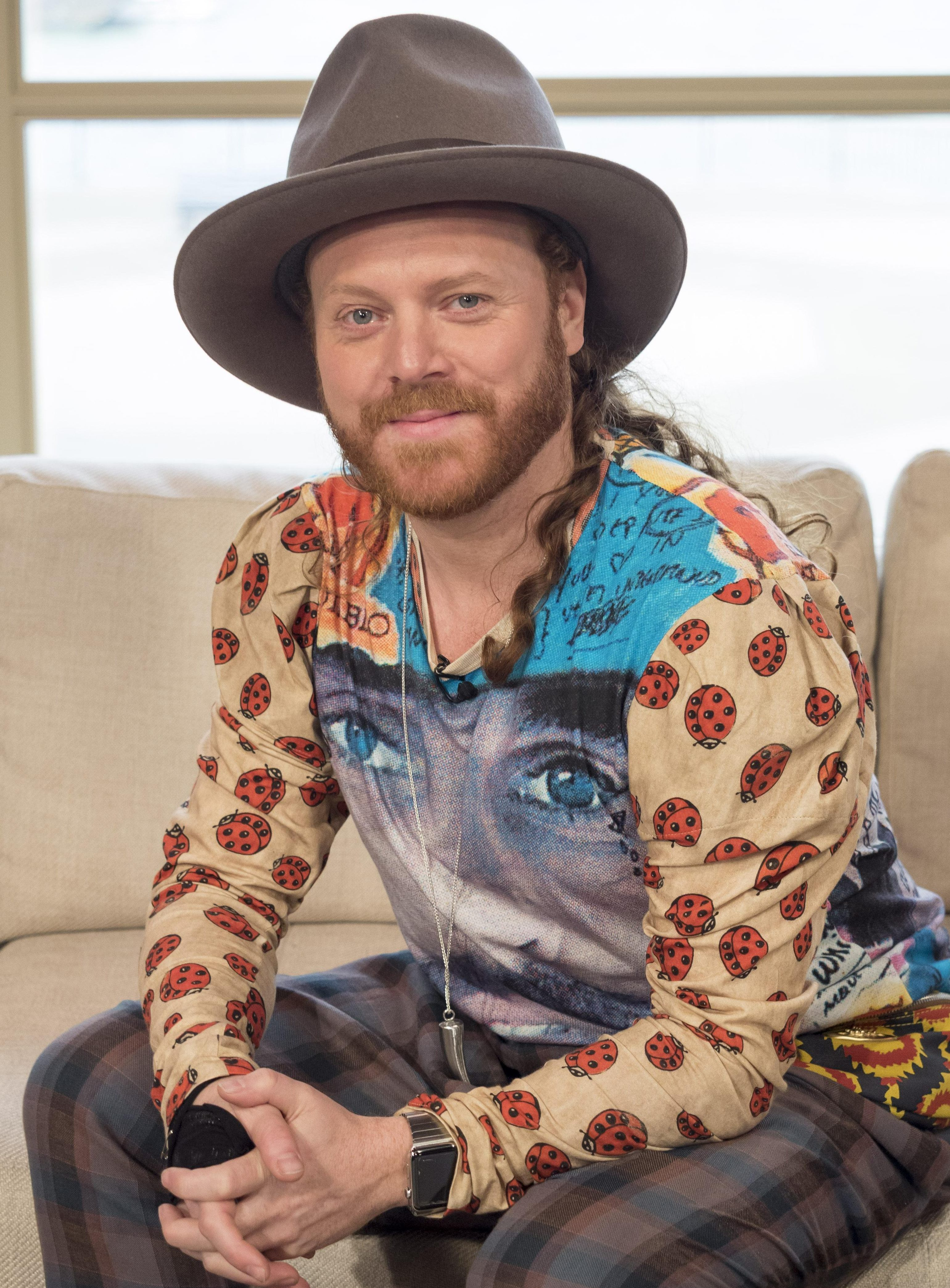How old is Keith Lemon, what's his real name and who is the Celebrity Juice host's wife Jill Carter?