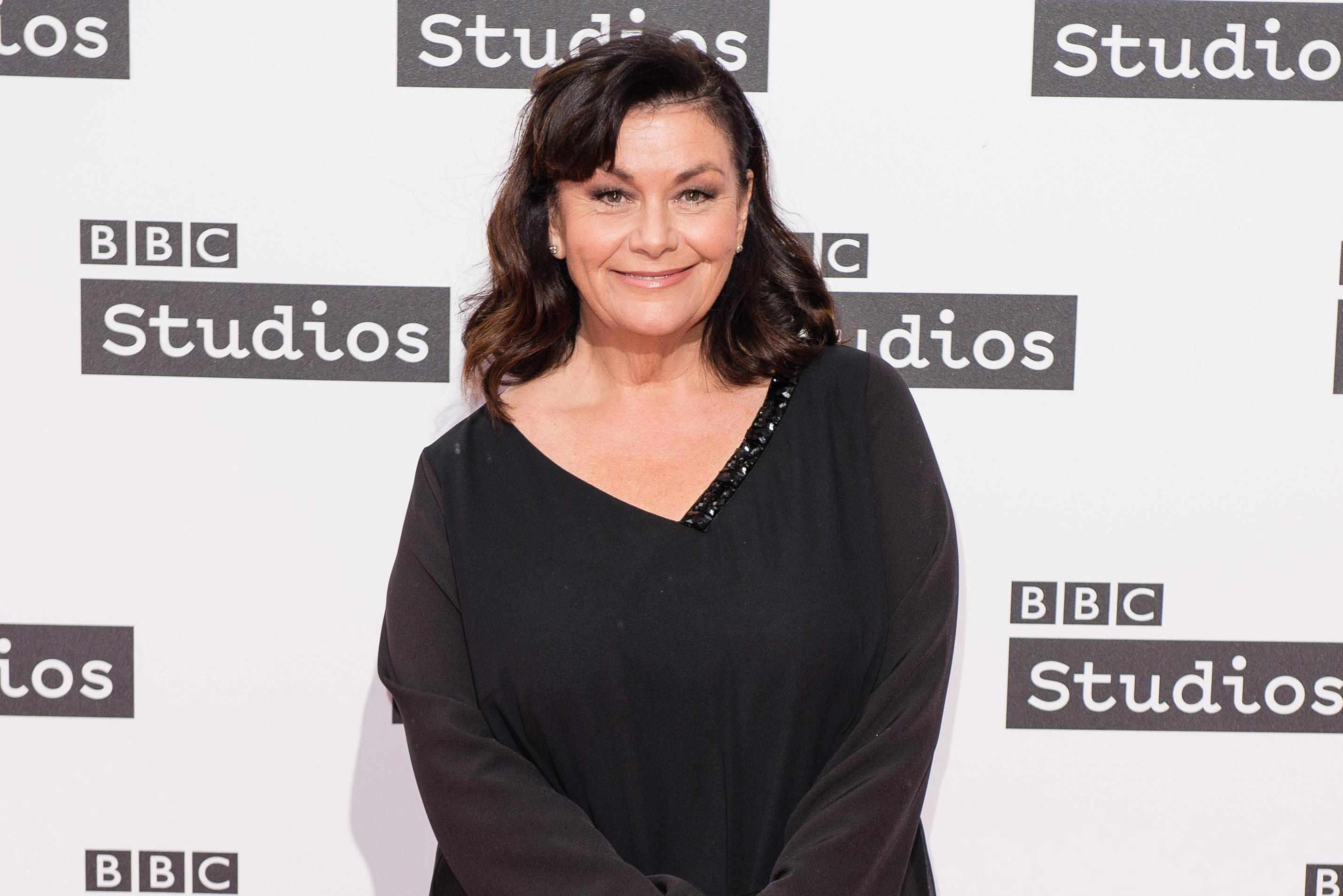 How old is Dawn French, when did the Vicar of Dibley star divorce Lenny Henry and what else has she been in?