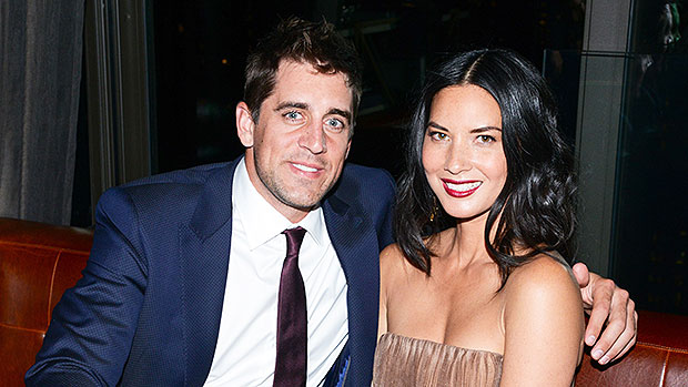 Olivia Munn Thrilled Ex Aaron Rodgers Reconciled With His Family: 'It's Long Overdue'
