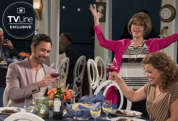 One Day at a Time: Danny Pino Joins the Familia — Plus, Has Schneider Found His Soulmate? (2019 FIRST LOOK)