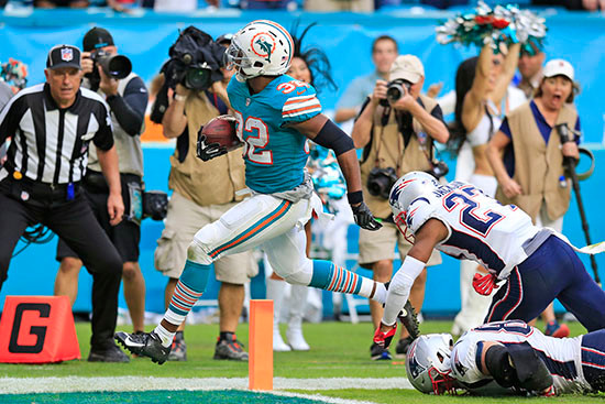 Miami Miracle was calamity of Belichick and Brady errors