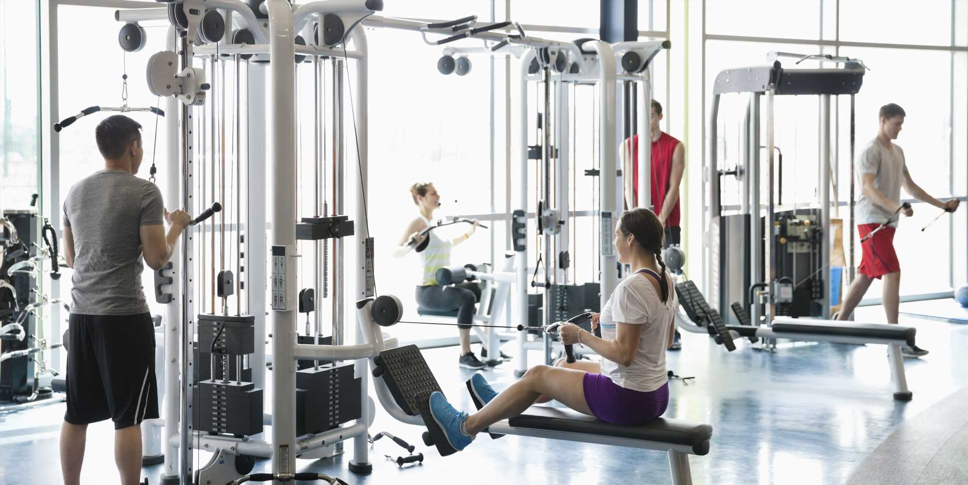 The 10 Best Gyms to Join Now