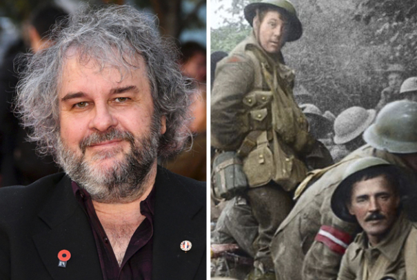 Peter Jackson's WWI Doc 'They Shall Not Grow Old' Breaks Fathom Events B.O. Records With $2.3M