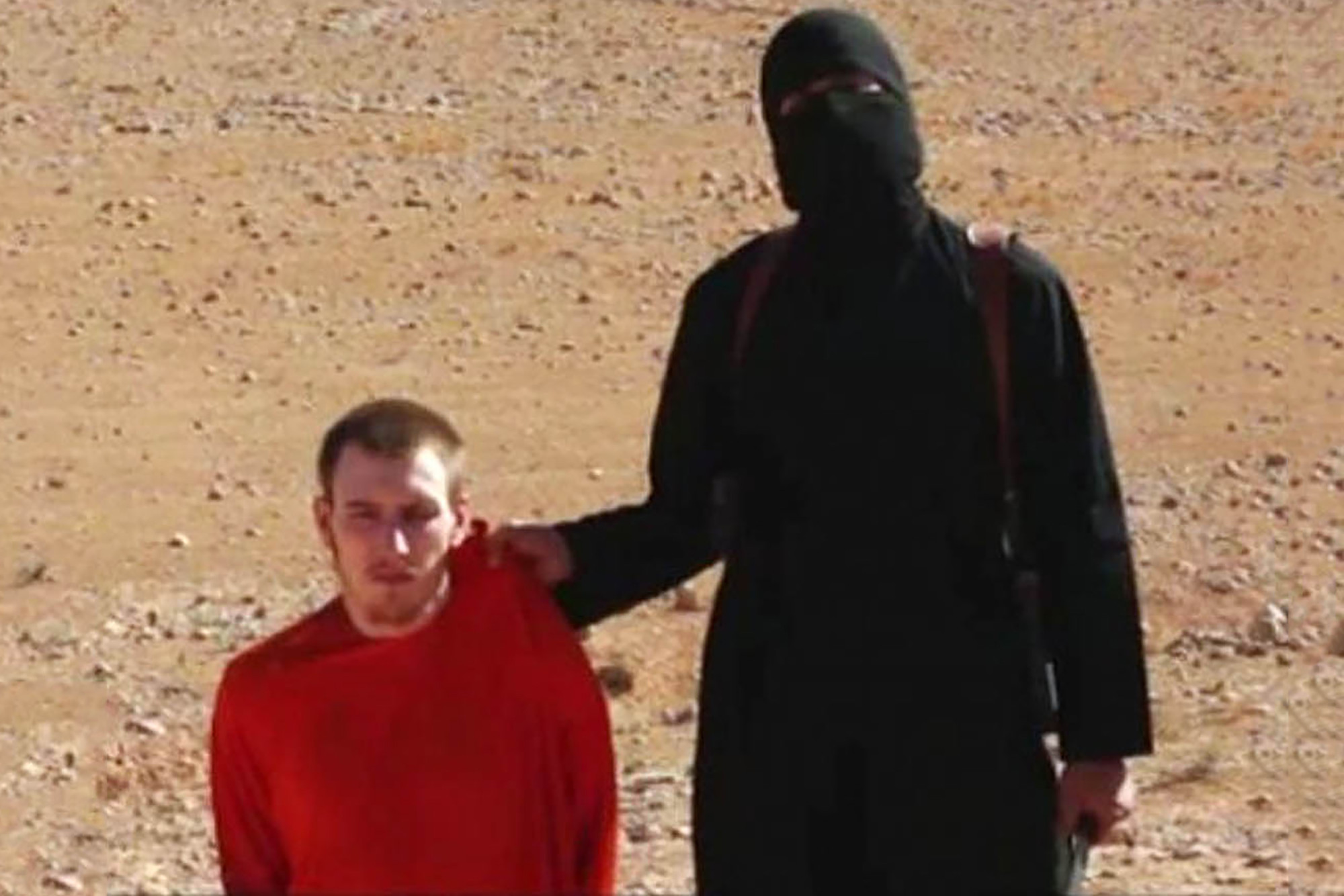 ISIS leader behind beheading of American is killed in airstrike