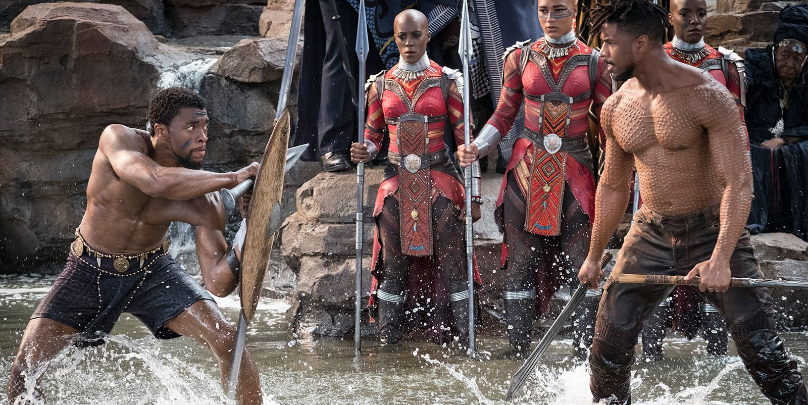 Black Panther Just Made History With This Golden Globe Nomination
