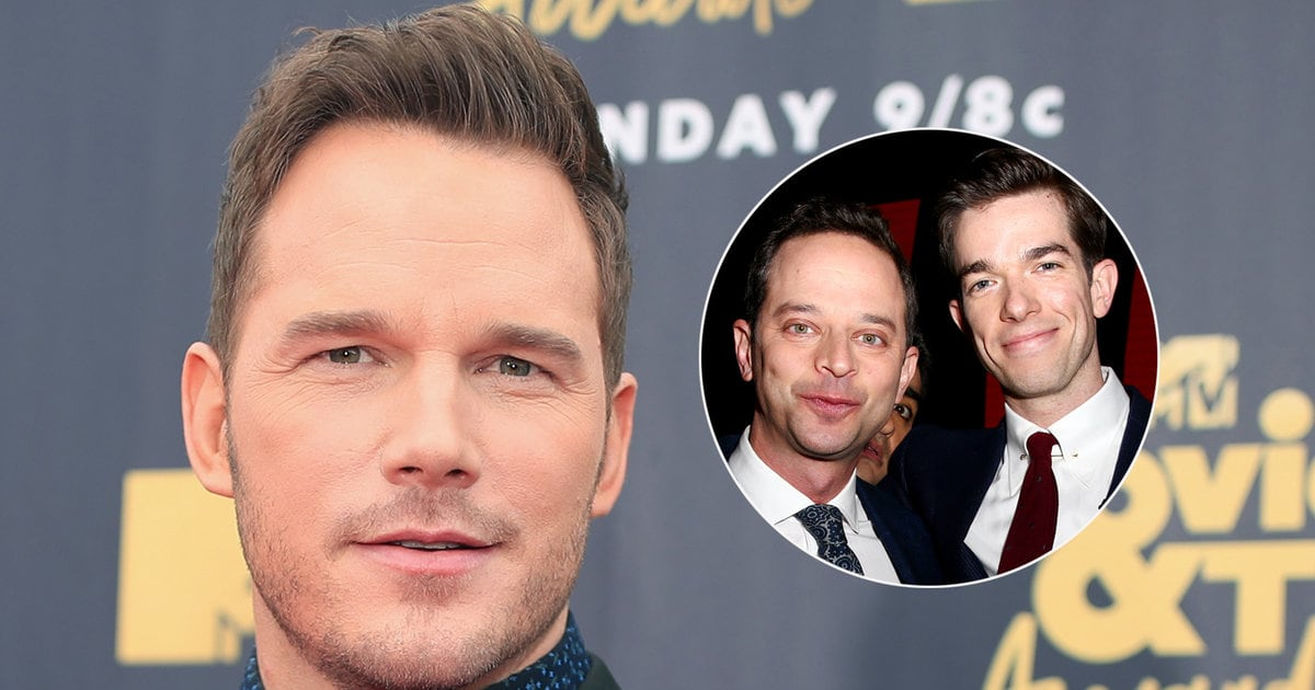 Chris Pratt Is Stoked About This Comedy Duo Allegedly Hosting Oscars