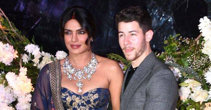 Priyanka Chopra's Latest Wedding Reception Dress Is Major