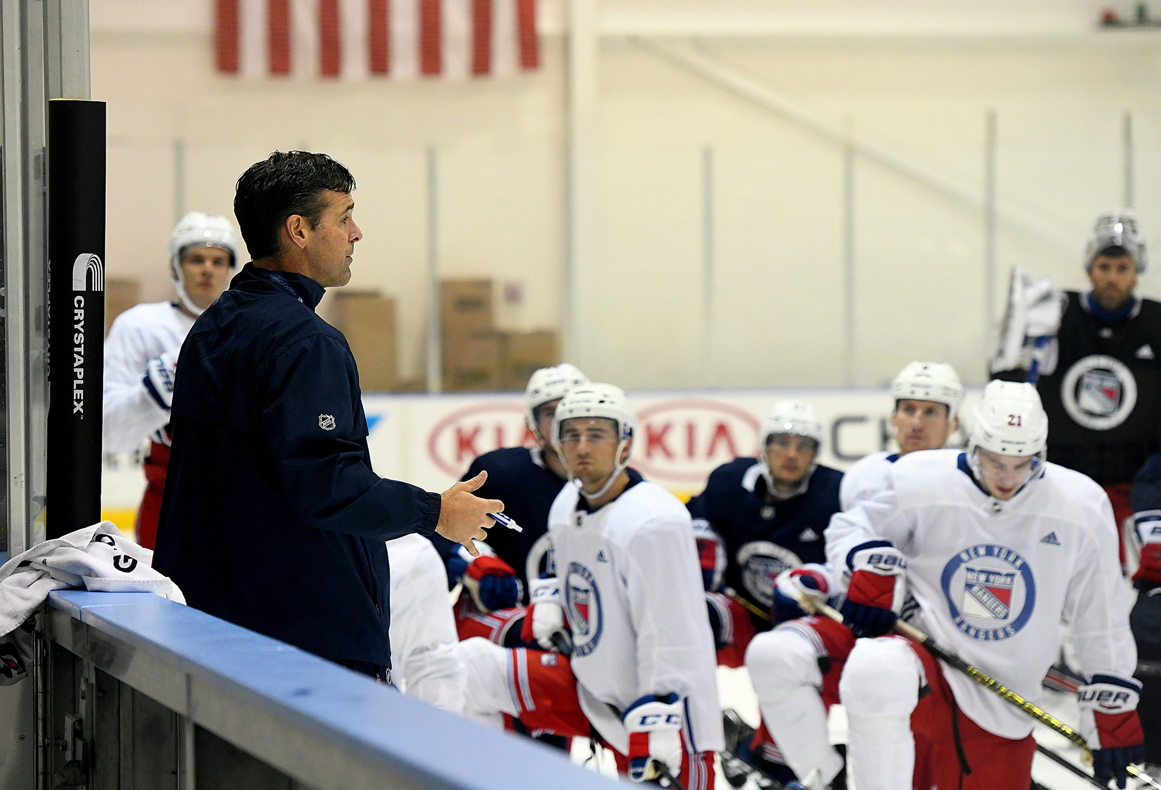 Rangers' layoff plans show how much things have changed