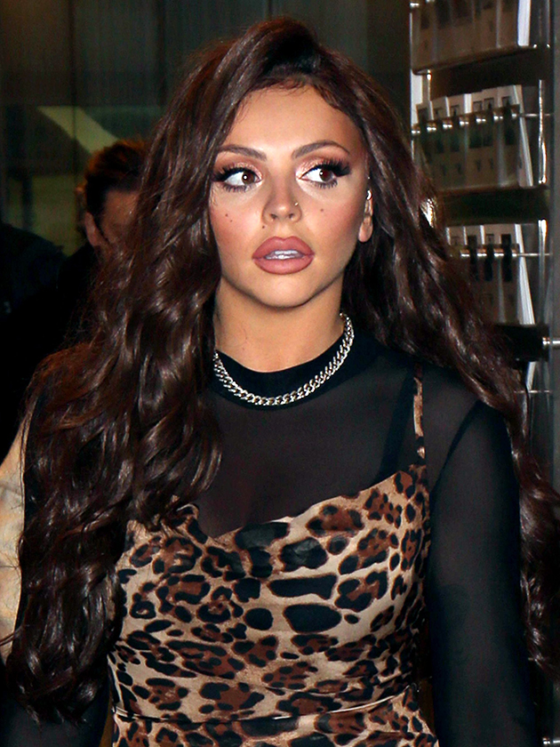 Jesy Nelson stuns fans as she debuts new tattoo on her FACE
