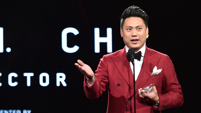 'Crazy Rich Asians' Honored at Unforgettable Awards: 'One Movie Every 25 Years is Just Not F—ing Enough'