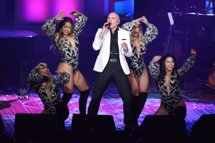 Pitbull Partners with Sound Royalties