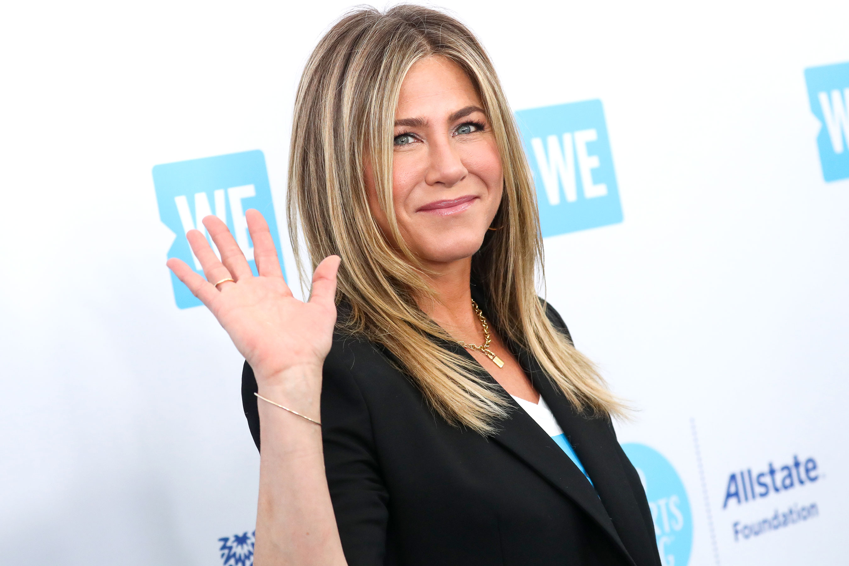 Jennifer Aniston believes marriages to Brad Pitt and Justin Theroux were 'very successful'