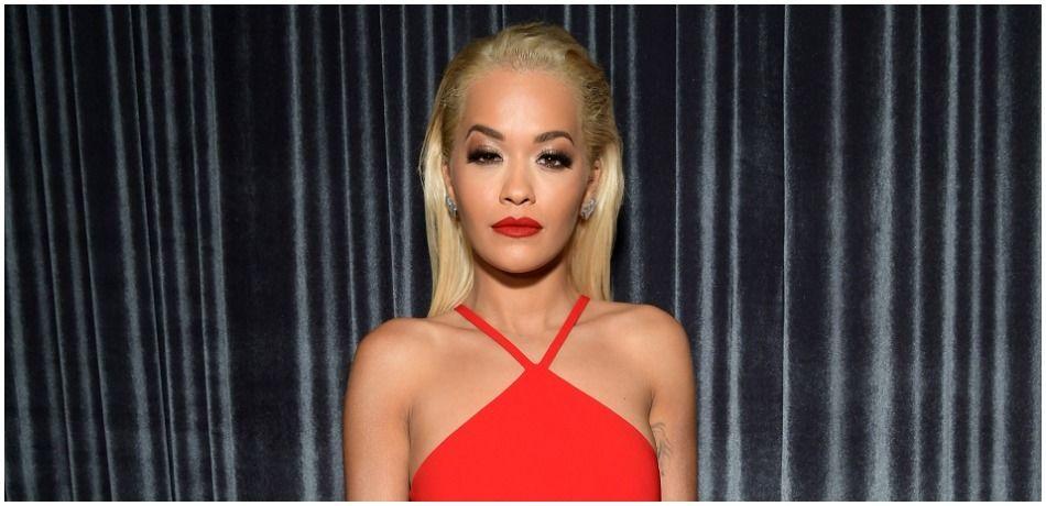 Rita Ora Goes Topless In Racy New Video