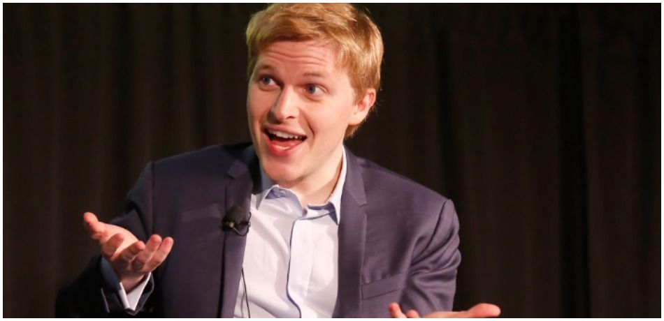 Ronan Farrow Celebrates 31st Birthday Wearing An Adult Onesie, See The Pic