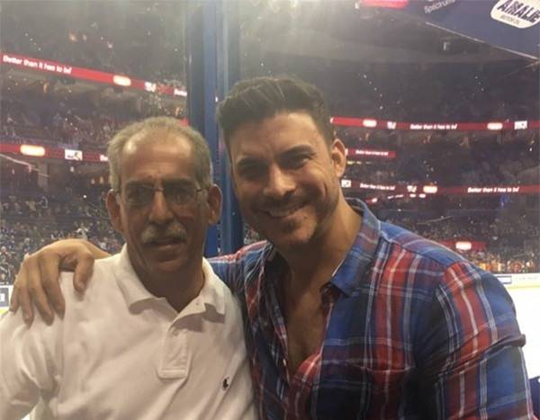 Jax Taylor Remembers His Father 1 Year After Death With Moving Tribute
