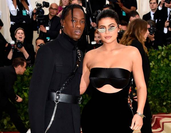 Kylie Jenner's Latest Instagram With Travis Scott Is Raising Eyebrows