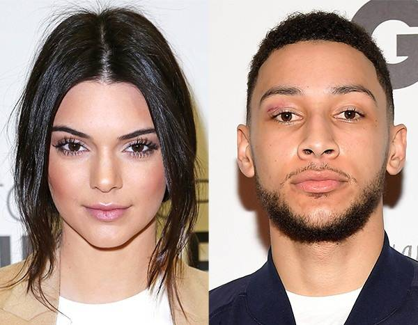 Ben Simmons Drools Over Kendall Jenner's Sexy New Photo