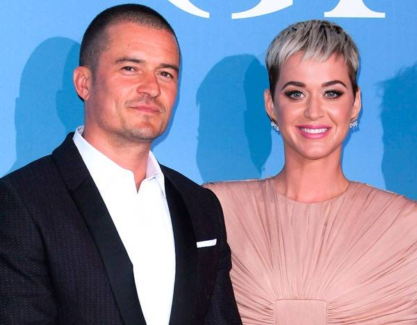 Katy Perry Pays $50,000 for a Date With Orlando Bloom