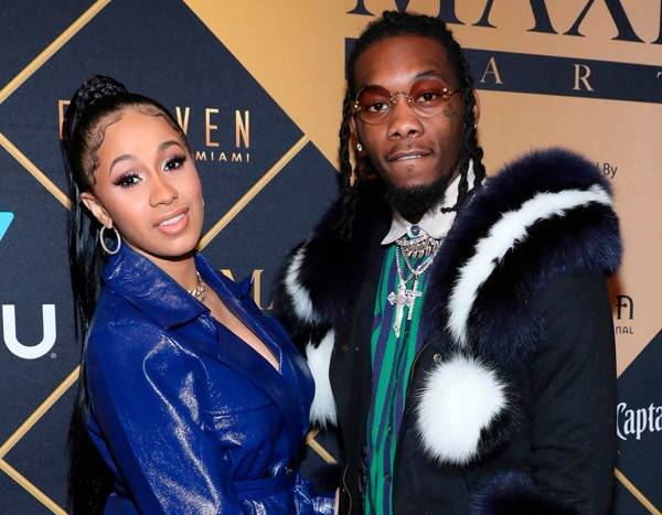 Cardi B Plans to Spend Christmas With Offset
